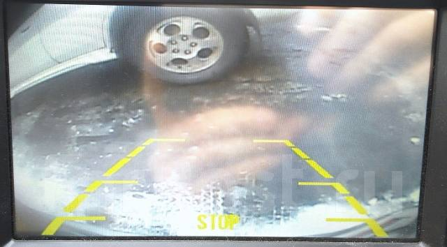 Автомагнитола универсальная 705F с камерой заднего хода