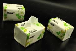 Пачка бумажных салфеток-выдергушек 260 шт