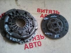 Корзина сцепления. Nissan Almera, N16