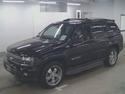 Зеркало заднего вида боковое. Chevrolet TrailBlazer