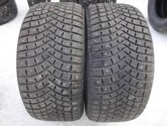 Michelin Latitude X-Ice North. Зимние, шипованные, износ: 5%, 2 шт