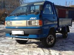 Toyota Town Ace. 4 вд, 1 800 куб. см., 1 000 кг.