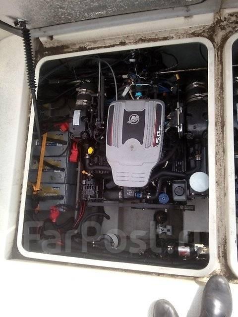 Yamaha PC-27. Год: 1991 год, длина 10,00м., двигатель стационарный, 520,00л.с., бензин