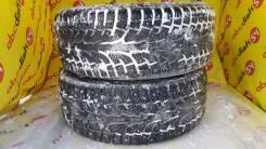 Hankook Winter i*Pike RW11. Зимние, шипованные, износ: 20%, 2 шт