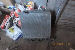 Радиатор охлаждения двигателя. Ford Festiva Mazda Demio, DW3W, DW5W