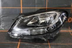 Фара. Mercedes-Benz C-Class, W205