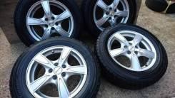 Зимние колеса Dunlop DSX с дисками Manaray 195/65 R15