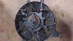 Вентилятор радиатора кондиционера. Mitsubishi Lancer Evolution, CT9A, CE9A, CD9A, CN9A, CP9A Двигатель 4G63T