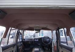 Крыша. Toyota Land Cruiser, HJ61V Двигатель 12HT