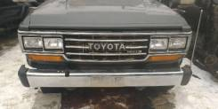 Бампер. Toyota Land Cruiser, HJ60V Двигатель 2H
