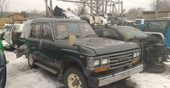 Подножка. Toyota Land Cruiser, HJ60V Двигатель 2H