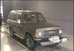 Бампер. Toyota Land Cruiser, HJ60 Двигатель 2H