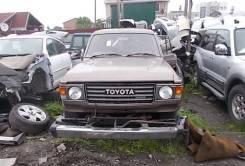 Рулевой редуктор угловой. Toyota Land Cruiser, HJ60 Двигатель 2H