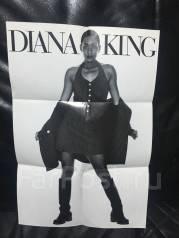 Аудио CD Diana King ( рэгги - reggae)