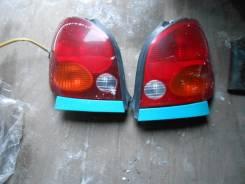 Стоп-сигнал. Toyota Corolla Spacio, AE111, AE111N, AE115 Двигатели: 7AFE, 4AFE