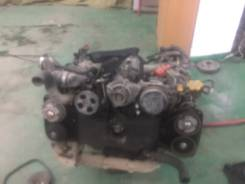 Двигатель. Subaru Impreza WRX, GDA Subaru Forester, GDA Двигатели: EJ20, EJ205, EJ205 EJ20