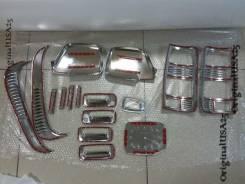 Накладка декоративная. Toyota Land Cruiser, FJ80, FZJ80, J80, HZJ80, HZJ81, FJ80G, HDJ81V, FZJ80G, HZJ81V, FZJ80J, HDJ80, HDJ81 Двигатели: 1HZ, 1HDT...