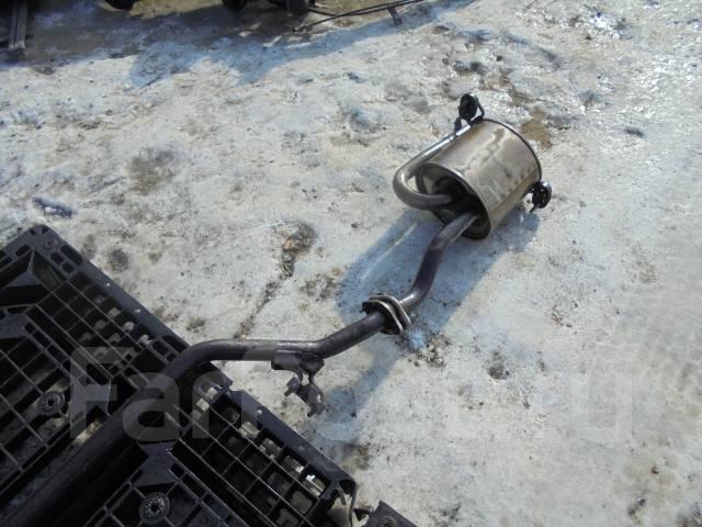 Глушитель. Honda Mobilio Spike, GK1 Двигатель L15A