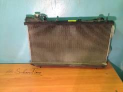 Радиатор охлаждения двигателя. Subaru Forester, SG5, SG9 Двигатели: EJ205, EJ255