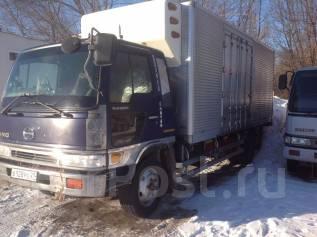 Hino Ranger. Продам или обменяю грузовик Хино Ренжер 5-тонник рефрижератор, 7 961 куб. см., 5 000 кг.