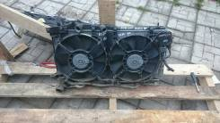 Вентилятор охлаждения радиатора. Subaru Legacy B4, BLE Subaru Outback, BP, BPE Subaru Legacy, BL, BLE, BP, BPE Двигатели: EZ30, EZ30D, EJ30D