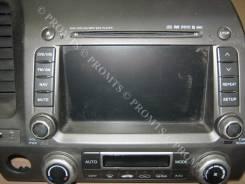 Магнитола. Honda Civic, FD1, FD2, FD3, DBA-FD2, ABA-FD2, DBA-FD1, FD, ABAFD2, DBAFD1, DBAFD2 Двигатель R18A