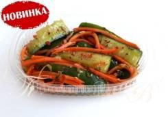 Салат из огурцов острый (Готовые обеды)
