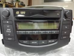 Магнитола. Toyota RAV4