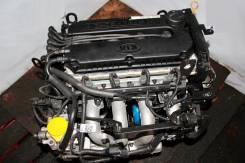 Двигатель. Kia Spectra