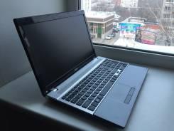 """Acer Aspire V3. 15.6"""", 2,0ГГц, ОЗУ 4096 Мб, диск 500 Гб, WiFi, Bluetooth, аккумулятор на 4 ч."""