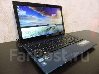 """Acer Aspire 5750G. 15.6"""", 2,9ГГц, ОЗУ 6144 МБ, диск 320 Гб, WiFi, Bluetooth"""