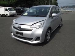 Toyota Ractis. автомат, передний, 1.3 (98 л.с.), бензин, 9 тыс. км