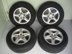 Toyota. 6.5x16, 5x114.30, ET-35, ЦО 70,0мм.