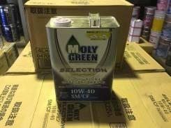 MolyGreen. 10W-40, полусинтетическое, 4,00л.