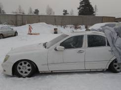 Mercedes-Benz S-Class. WDB2200751A094536, 113960