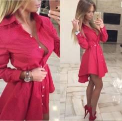 Платья-рубашки. 40-48, 46, 48