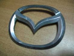 Эмблема на заднюю крышку багажника, Mazda, Mazda 3, BK12.