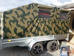 Мзса. Продам прицеп для легкового автомобиля, 750 кг.