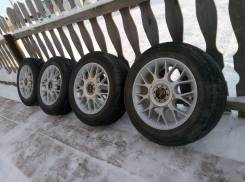 Комплект летних колес 185/65 R15 5*100*114,3 +45 JJ6.5 Kumho Solus KH1. 6.5x15 5x100.00, 4x114.30 ET45 ЦО 73,0мм.