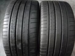Michelin Pilot Super Sport. Летние, 2015 год, износ: 5%, 2 шт