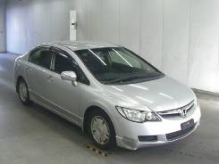 Honda Civic. FD3, LDA