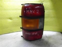 Стоп-сигнал. Mitsubishi Pajero