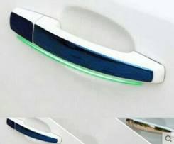 Накладка на ручки дверей. Chevrolet Aveo, T300 Chevrolet Cruze
