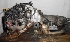 Двигатель с КПП, Subaru EJ20-TT  AT TV1A4Ybaaa 4WD BH5 EJ206DY