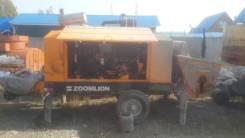 Zoomlion HBT 40.10.60RS. Продается бетононасос, 2 700 куб. см., 160 м.