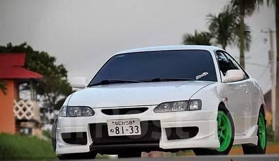 Обвес кузова аэродинамический. Toyota Corolla Levin, AE111 Toyota Sprinter Trueno, AE111. Под заказ