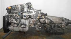 Двигатель с КПП, Subaru EJ25 AT TZ1B4Zkdab 4WD DOHC