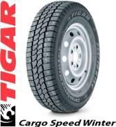 Tigar CargoSpeed Winter. Зимние, шипованные, 2015 год, без износа, 4 шт