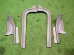 Накладка на порог. Subaru Forester, SG5, SG9, SG9L Двигатели: EJ202, EJ203, EJ205, EJ255