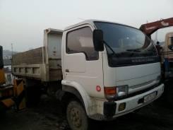 Nissan Diesel UD. Продам самосвал полная пошлина, 7 100 куб. см., 8 000 кг.